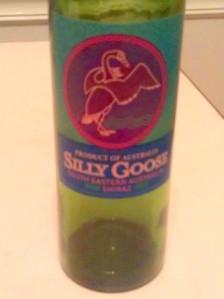 Silly Goose Shiraz